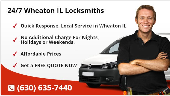 24 Hour Locksmith Wheaton IL